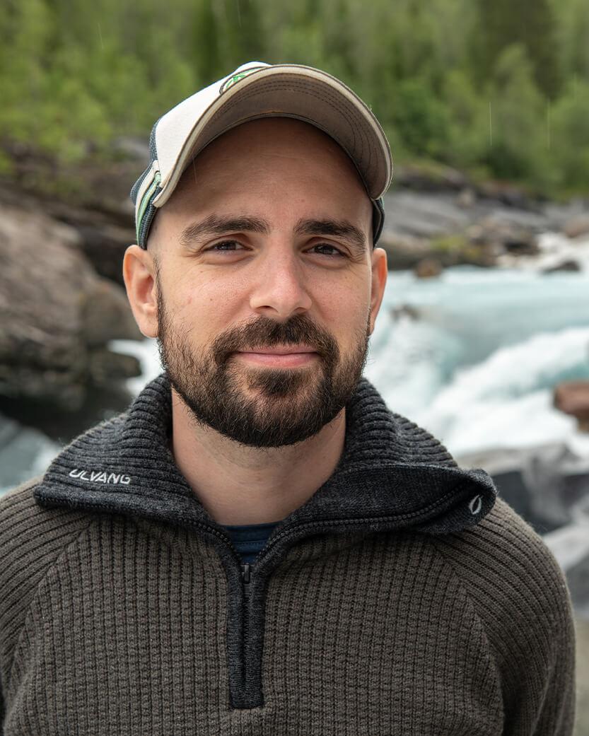 Kommunikasjonskonsulent TV Klipp Martin Hansen