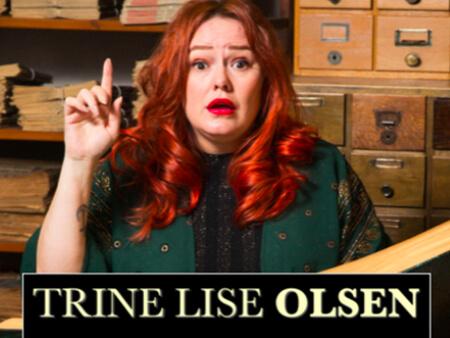 Trine Lise Olsen Den lille stemmen