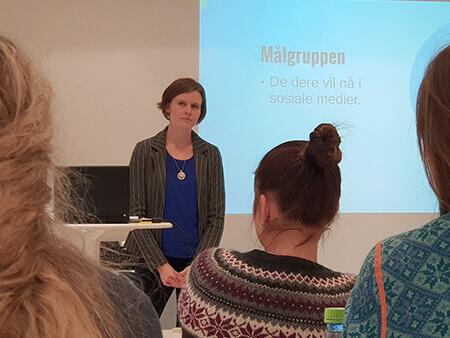 Coop Helgeland kurs i sosiale medier