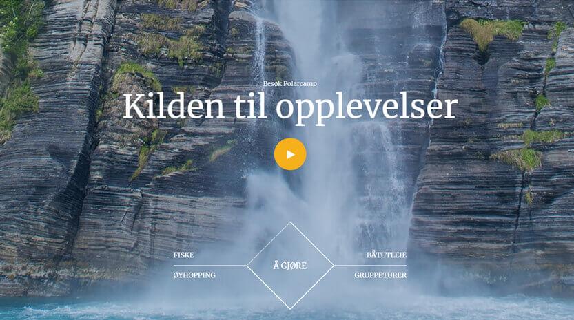 Markedsføring Helgelandskysten